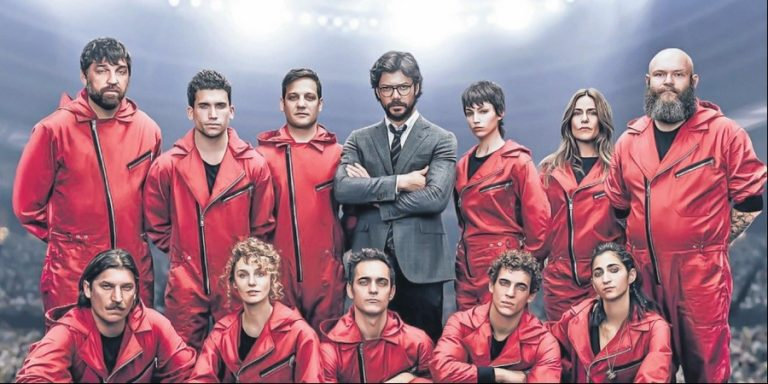 Know How Money Heist Journey Started From A Flop Show To World Wide Hit