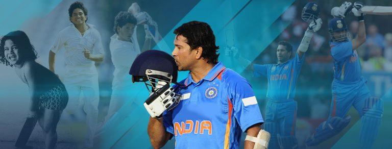 Top 10 records of Sachin Tendulkar that made him the God of Cricket
