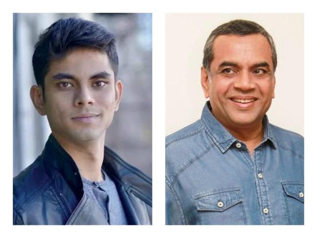 Paresh Rawal's son Aditya Rawal makes his debut in Zee 5 movie