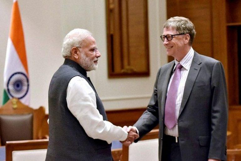 Microsoft founder Bill Gates praises Narendra Modi for steps taken for Coronvirus