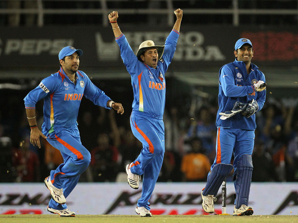 Why MS Dhoni batted at number 5 in 2011 World Cup final revealed by Sachin Tendulkar